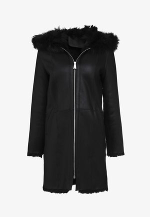 VIRGINIA COAT - Classic coat - black