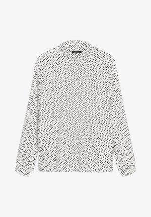 MIT ALLOVER-MUSTERPRINT - Button-down blouse - multi