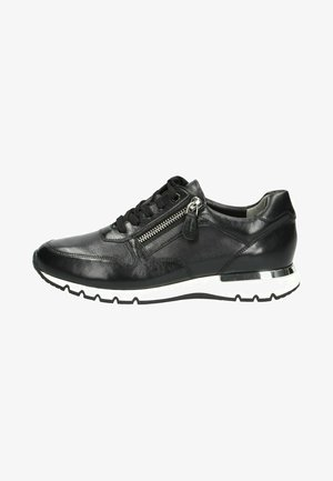 WOMS LACE-UP - Trainers - black
