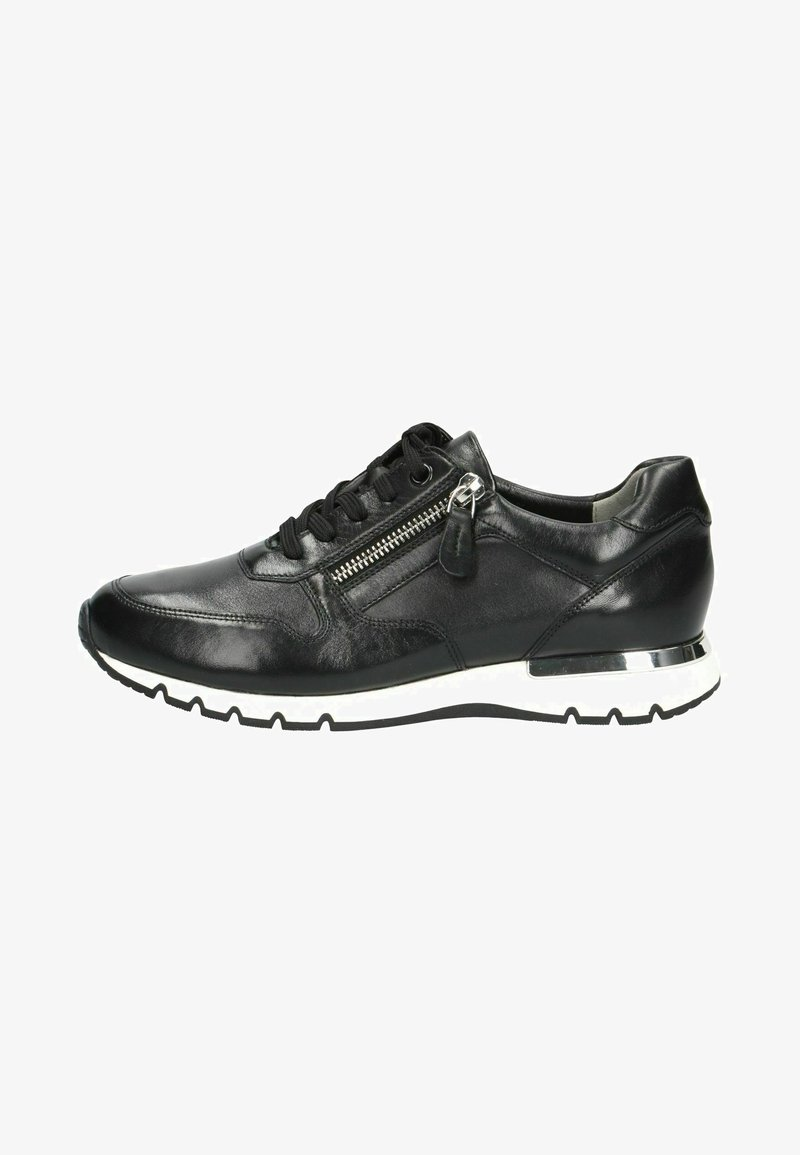 Caprice - WOMS LACE-UP - Sneakers laag - black