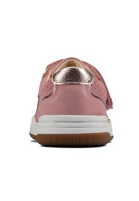 Clarks - FAWN SOLO K - Trainers - light pink lea - 2