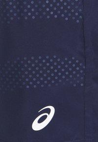 ASICS - COURT - Pantalón corto de deporte - peacoat - 2