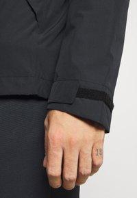 Haglöfs - SKUTA JACKET MEN - Hardshell jacket - true black - 5