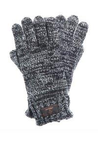 Superdry - STOCKHOLM GLOVE - Gloves - black twist - 1