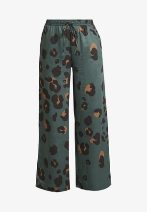 PANTS LYNX - Trousers - green
