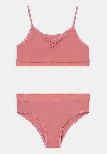 JINNY  - Underwear set - vintage rose