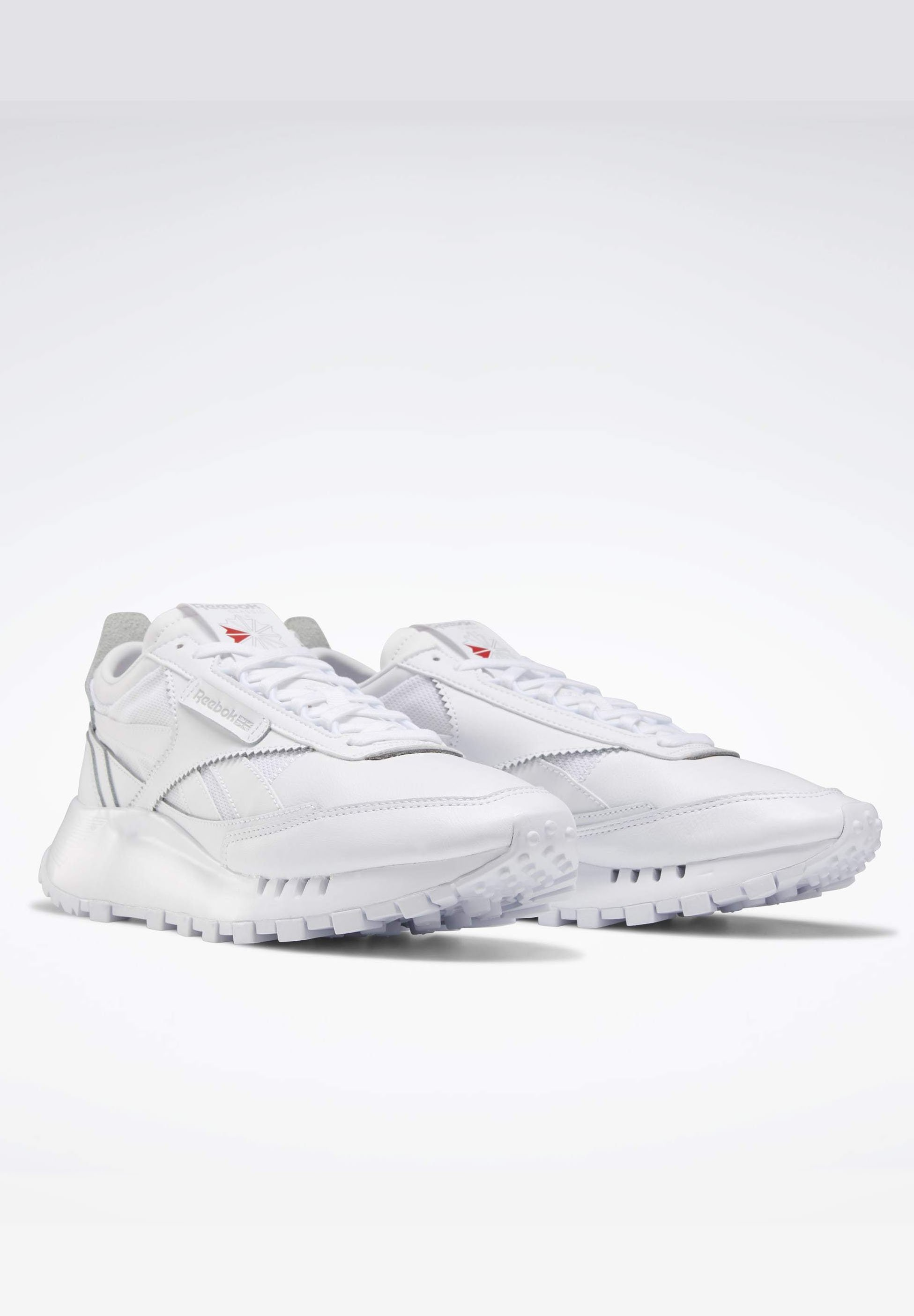 Reebok Classic CLASSIC LEATHER LEGACY SHOES - Sneaker low - white/weiß - Herrenschuhe MBEUr