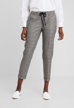 PANTS CHECK - Kalhoty - light grey