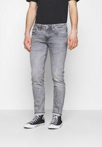 Pepe Jeans - HATCH - Jeansy Slim Fit - grey denim - 0