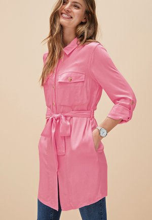 Abito a camicia - pink