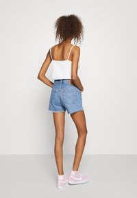 Levi's® - 501® ORIGINAL - Jeansshort - blue denim - 2