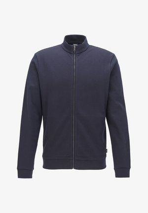 SKILES 02 - Zip-up hoodie - dark blue