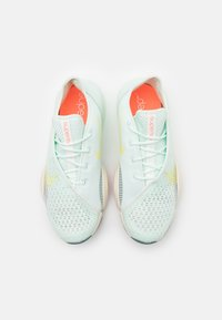 Nike Performance - AIR ZOOM SUPERREP 2 - Sports shoes - barely green/light zitron/bright mango/pale ivory/hasta - 3