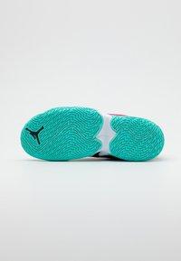 Jordan - WESTBROOK ONE TAKE - Koripallokengät - vivid pink/laser orange/black/dynamic turquoise - 4