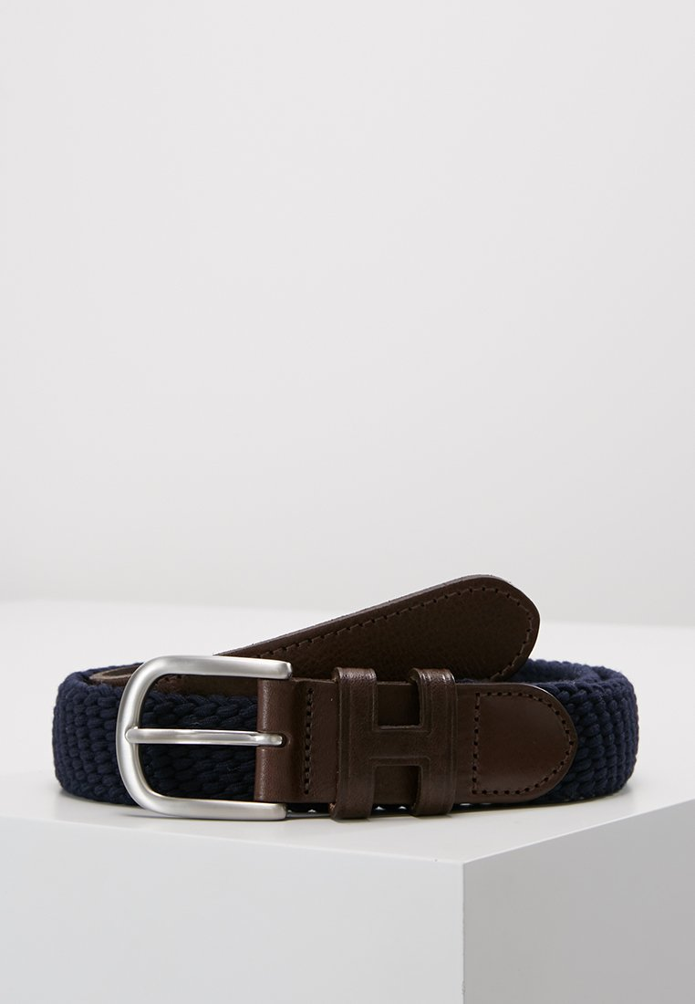 Hackett London - Belt - navy