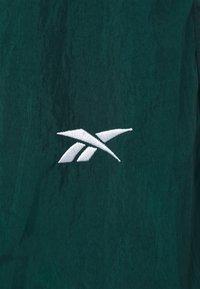 Reebok - PANT - Verryttelyhousut - dark green - 6