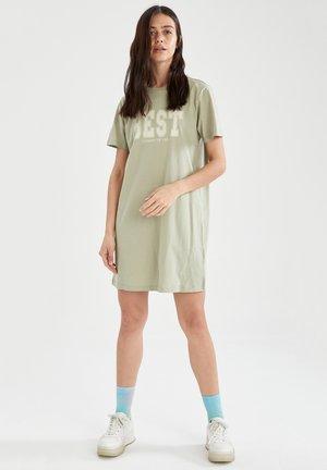 Camicia da notte - turquoise