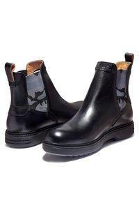 Timberland - RR 4610 CHELSEA - Klassiska stövlar - black full grain - 2