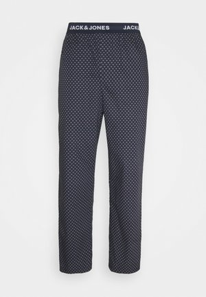 JACDOTS PANTS - Pyjamasbyxor - dress blues
