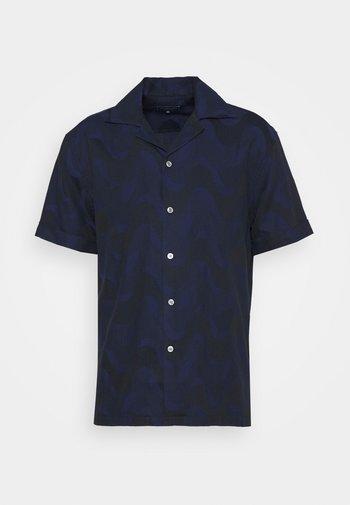 COPACABANA CAMP COLLAR   - Shirt - navy-blue