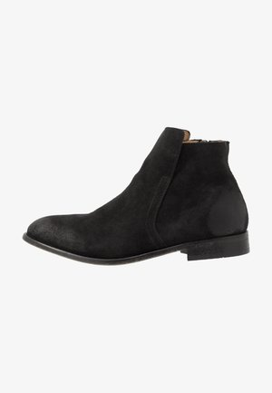 ASH - Kotníkové boty - black