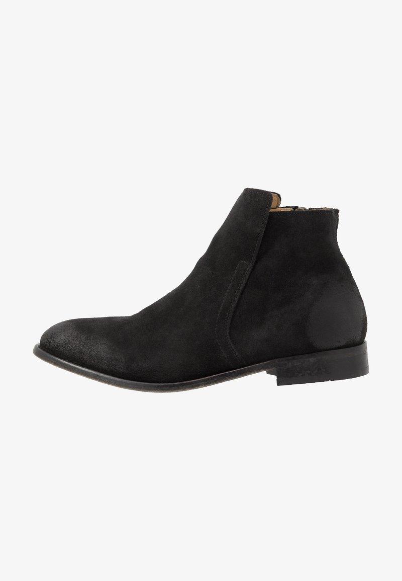 Hudson London - ASH - Kotníkové boty - black