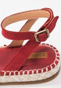 El Naturalista - MARINE - Platform sandals - tibet - 5