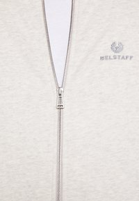 Belstaff - ZIP THROUGH - Zip-up hoodie - heather grey melange - 5