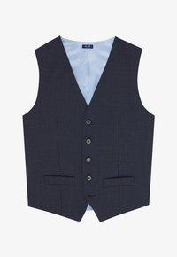 Van Gils - Suit waistcoat - dark blue - 3