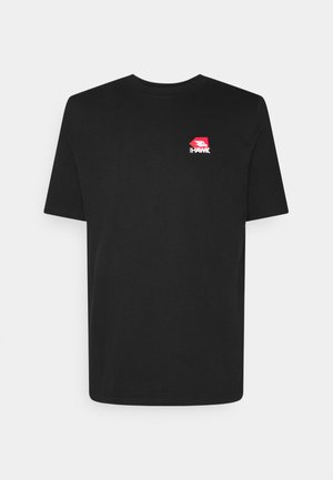 ALEX UNISEX - T-shirt print - black
