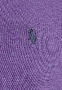 Polo Ralph Lauren - SHORT SLEEVE - Polo - safari purple heather - 5