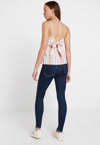 Dr.Denim - MOXY - Jeans Skinny Fit - organic dank blue - 2