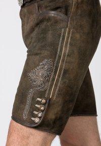 Stockerpoint - Shorts - bison - 6