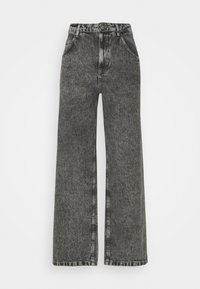 American Vintage - TIZANIE - Straight leg jeans - bleached grey - 0