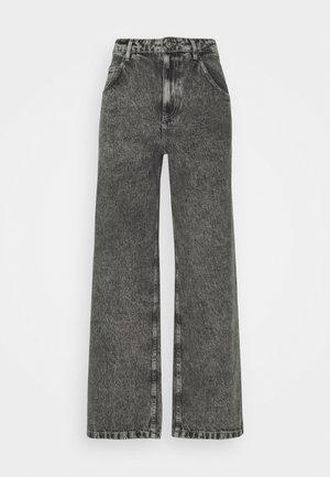 TIZANIE - Džíny Straight Fit - bleached grey