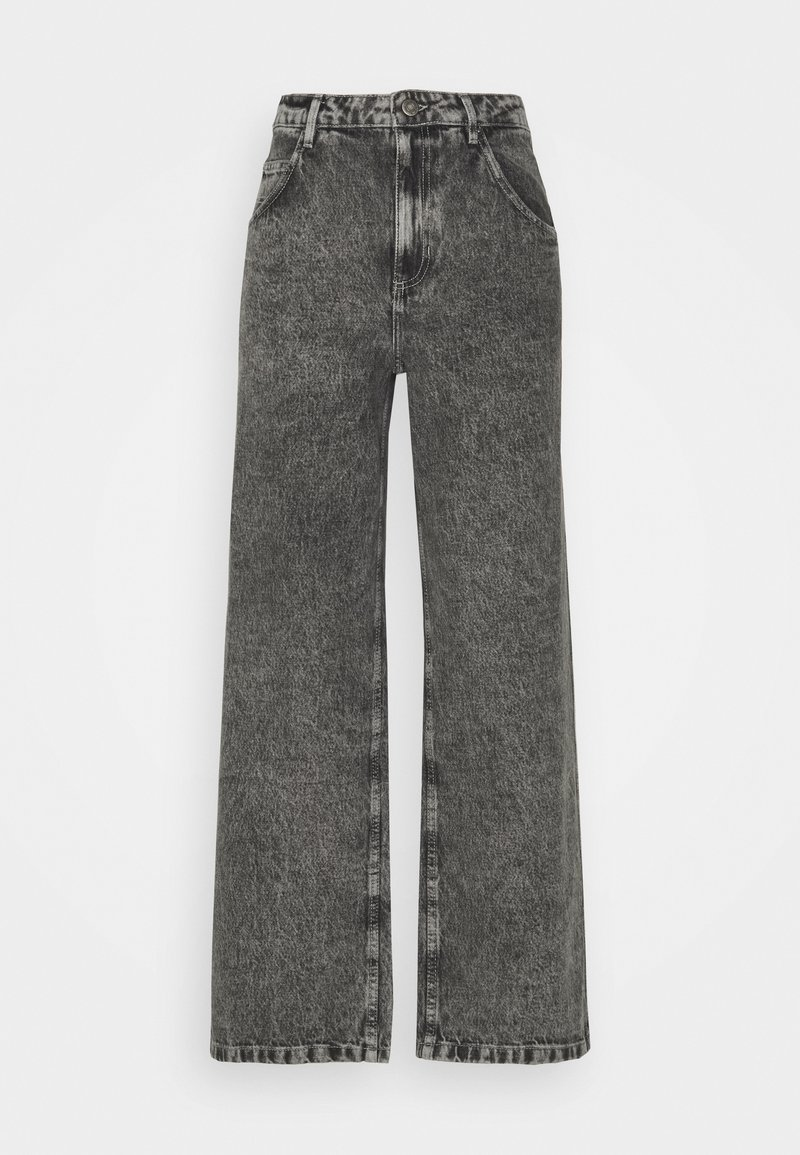 American Vintage - TIZANIE - Straight leg jeans - bleached grey