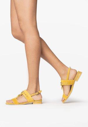 Sandals - grano