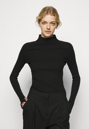 EBO TOP - Jumper - black