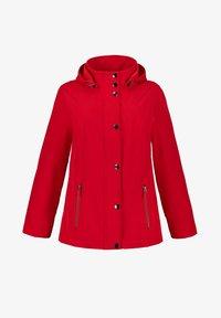 Ulla Popken - Light jacket - neon red - 0