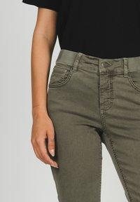 Angels - Slim fit jeans - khaki - 3