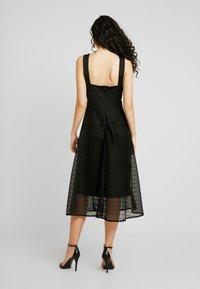 TFNC Tall - FLEUR DRESS - Sukienka koktajlowa - black - 3