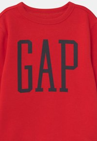 GAP - BOY LOGO CREW - Sweatshirt - pure red - 2