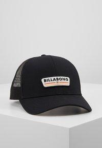 Billabong - WALLED TRUCKER - Kšiltovka - black - 0