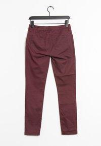 Street One - Trousers - purple - 1