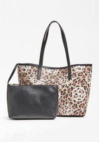 Guess - VIKKY ANIMALIER - Tote bag - animalier - 1