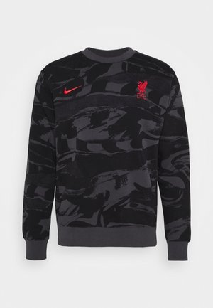 LIVERPOOL FC - Club wear - anthracite/black/university red