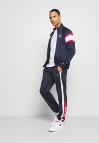 Champion - NEW YORK YANKEES TRACKSUIT - Tracksuit - dark blue - 1