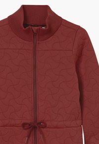 Wheat - THERMO DAGMAR - Snowsuit - burgundy - 2