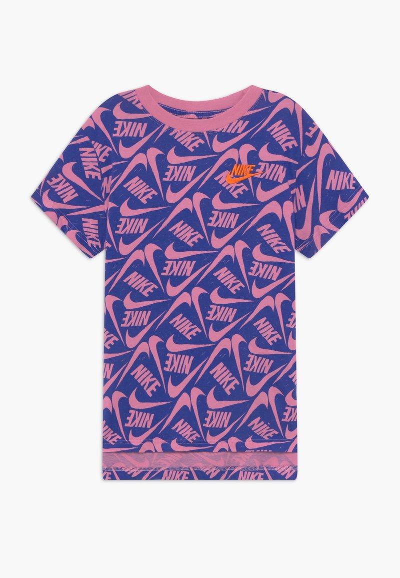 Nike Sportswear - T-shirts print - hyper blue/magic flamingo