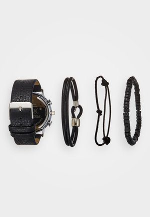 SET - Orologio - black